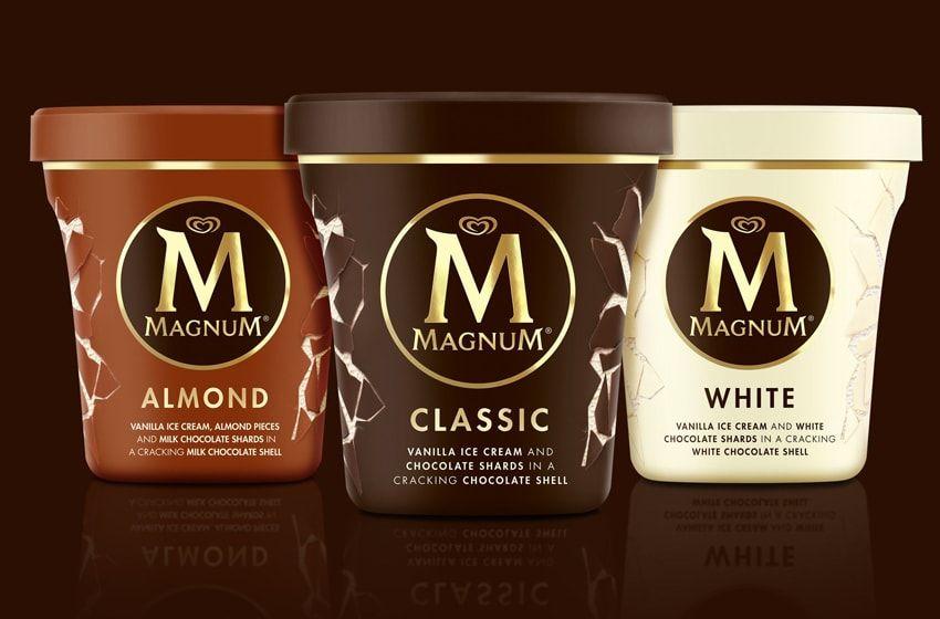 بستنی مگنوم