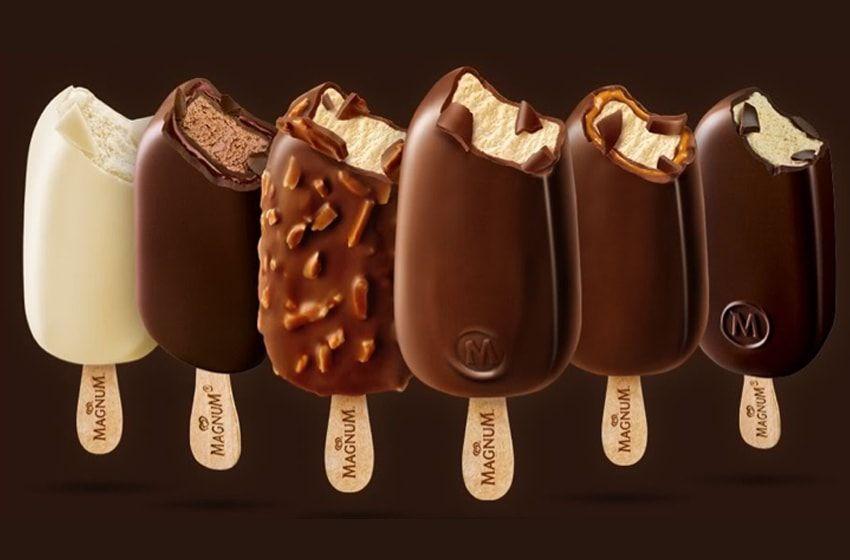 بستنی مگنوم بار