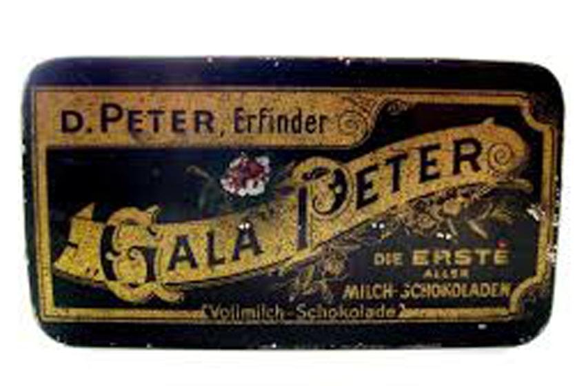 شکلات شیری پیتر دنیل