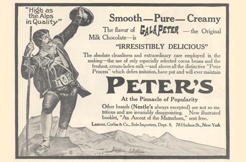 شکلات پیتر دنیل