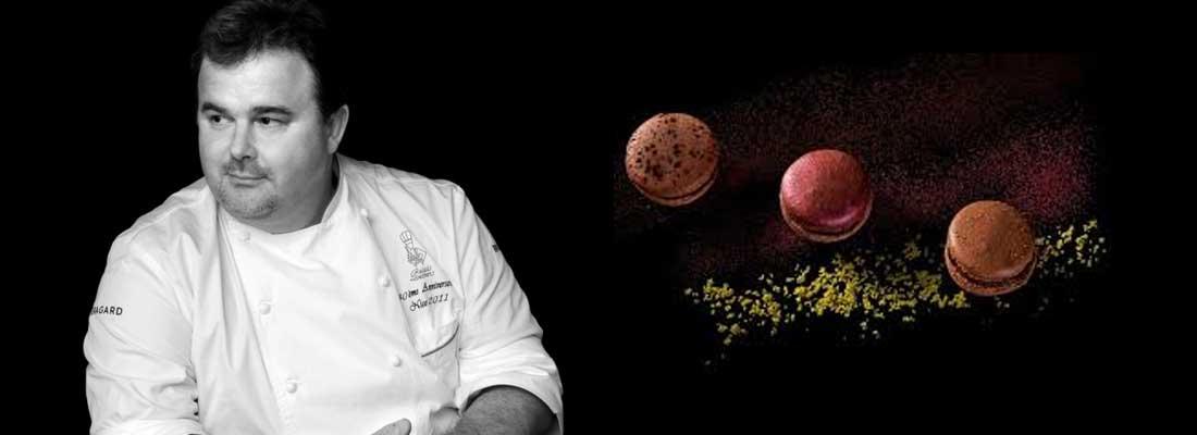 بیوگرافی پیری هرمی، پیکاسوی شیرینی پزی