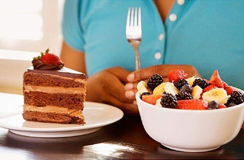 مصرف دسر شیرین بعد از وعده غذایی