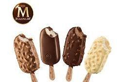 اولین سازنده بستنی مگنوم