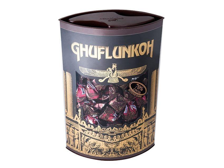 شکلات قافلانکوه