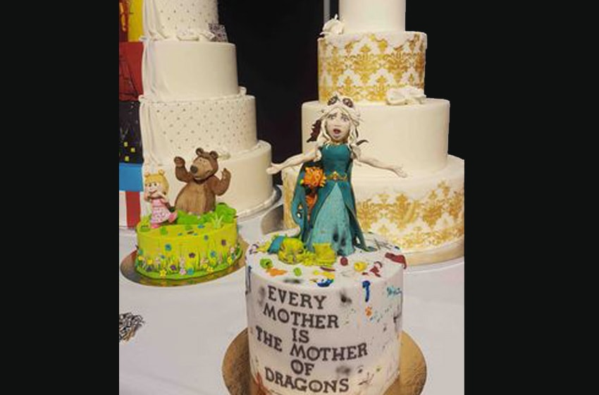 نمایشگاه تزئین کیک و تارت CAKE DREAMS