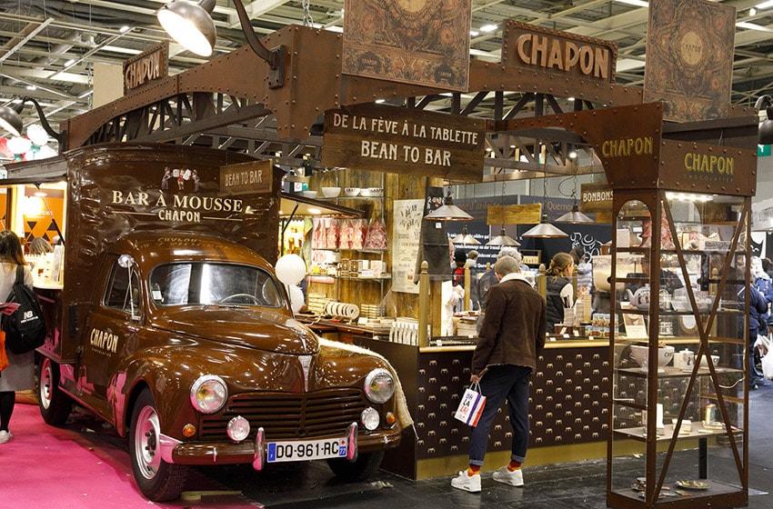 نمایشگاه Salon du Chocolat