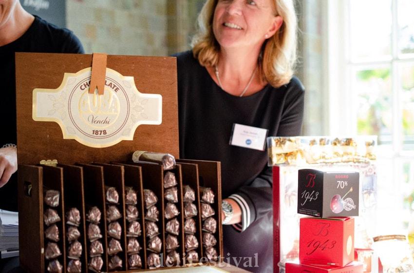 نمایشگاه بین المللی شیرینی و شکلات و مواد غذایی deli در آلمان