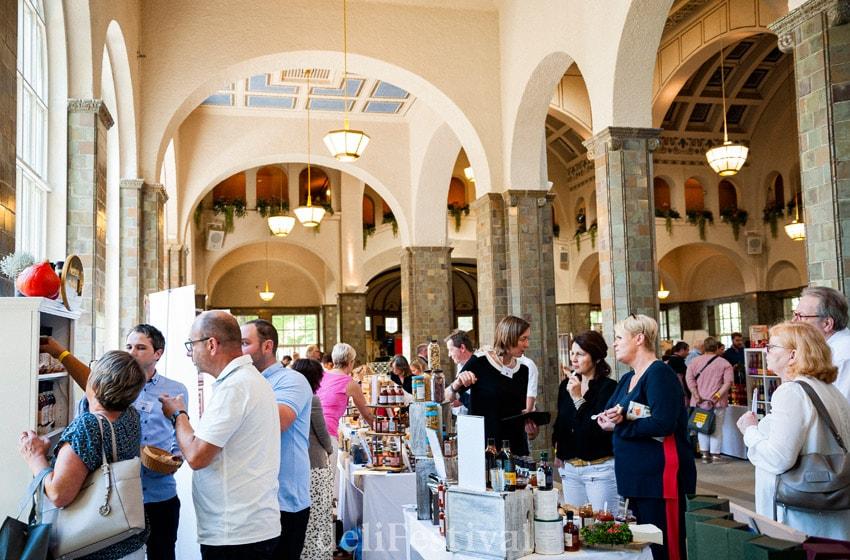 نمایشگاه بین المللی غذای خوب deli در آلمان