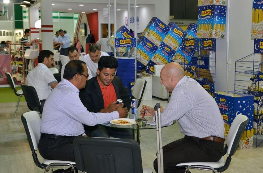نمایشگاه WorldFood استانبول