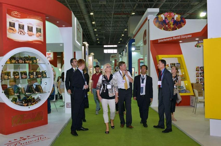 نمایشگاه WorldFood Istanbul