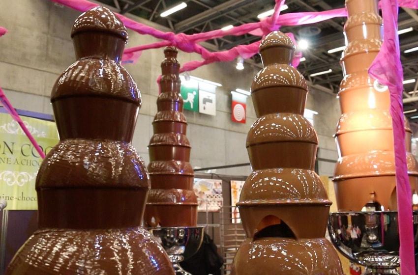 نمایشگاه Salon du Chocolat پاریس