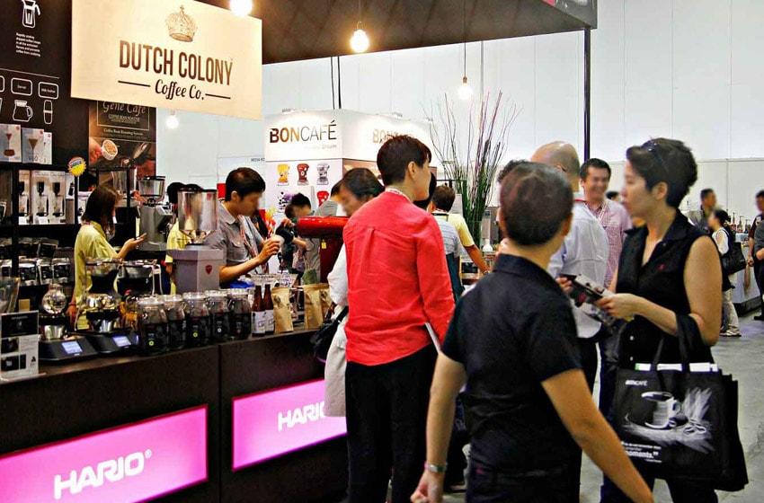 نمایشگاه نان و شیرینی آسیا سنگاپور 2021
