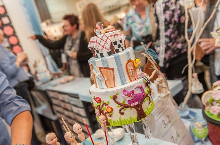 نمایشگاه بین المللی پخت کیک  آلمان