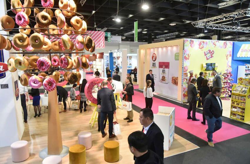 نمایشگاه بین المللی ISM کلن آلمان