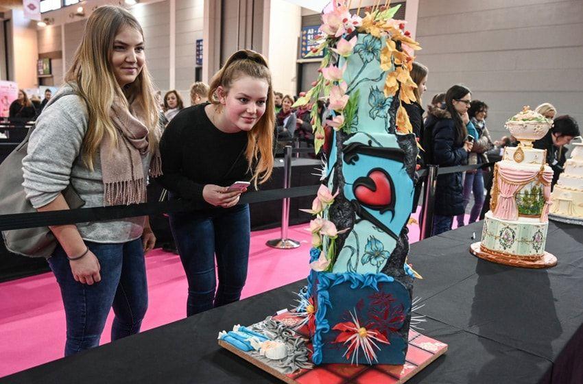 نمایشگاه بین المللی پخت کیک mycake در آلمان