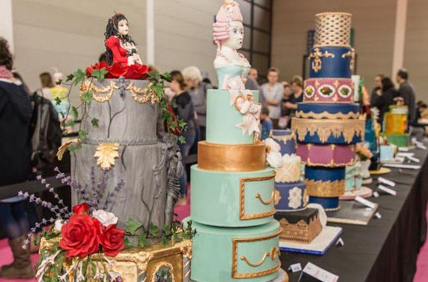 """نمایشگاه بین المللی پخت کیک """"کیک من"""" در آلمان"""