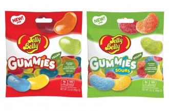 Jelly Bellyآبنبات های جدید وگان را معرفی می کند.