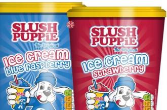 بستنی جدید Slush Puppie به بازار عرضه می شود