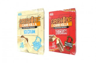 Grenade بستنی Carb Killa را راه اندازی می کند