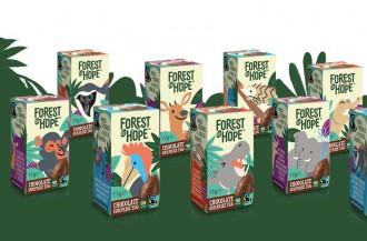 جایزه محصول جدید سال به Forest of Hope رسید