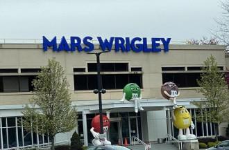 شکایت شرکت مارس علیه استفاده غیرقانونی علائم تجاری این شرکت