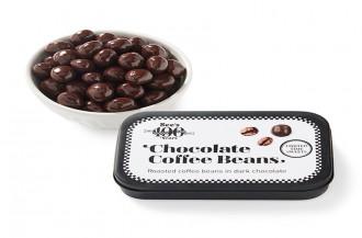 همکاری See's Candies با Peet's Coffee و Guittard برای تولید شکلات های دانه قهوه ای!
