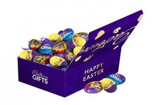 شکلات های هدیه تخم مرغی کدبری