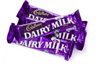 شکلات Dairy Milk گیاهی