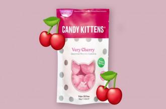 Candy Kittens شکلات جدیدی با طعم گیلاس ارائه می دهد