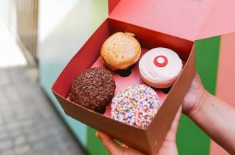 تولید کاپ کیک های جدید Sprinkles
