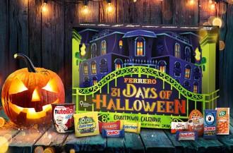کمپین هالووین فررو برای حمایت از کودکان بیمارستانی