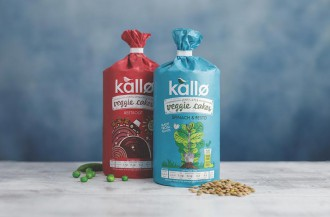 Kallø طیف کیک های Veggie را با طعم های جدید گسترش می دهد