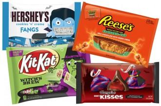 محصولات هالووین هرشی