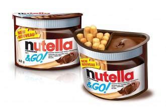 یک نوتلاگو (Nutella & Go) جدید با طعم بلوبری