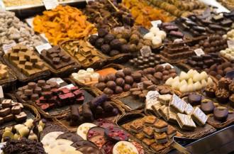 ترکیه بزرگترین رقیب ایران در بازار شکلات خاورمیانه