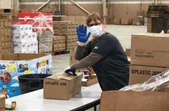 تخصیص یک میلیون دلاری شرکت هرشی به تولید ماسک