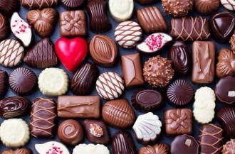 شکلات مملو از کافئین نیست!