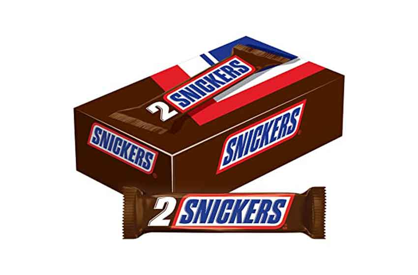 snickers's pack