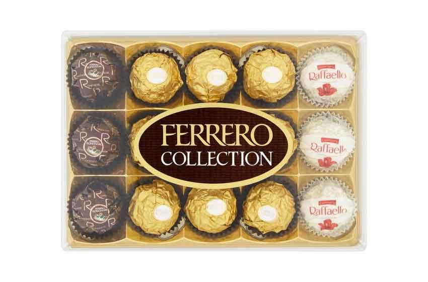 پک هدیه 15 تایی Ferrero Rocher