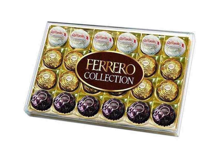 پک هدیه 24 تایی Ferrero Rocher