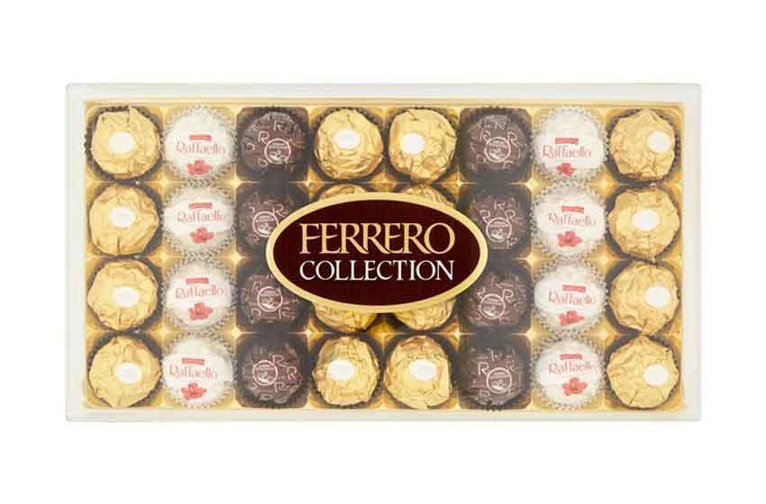 پک هدیه 32 تایی Ferrero Rocher