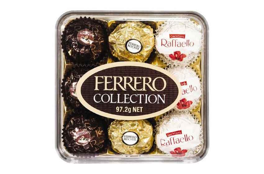 باکس 9 تایی Ferrero Rocher