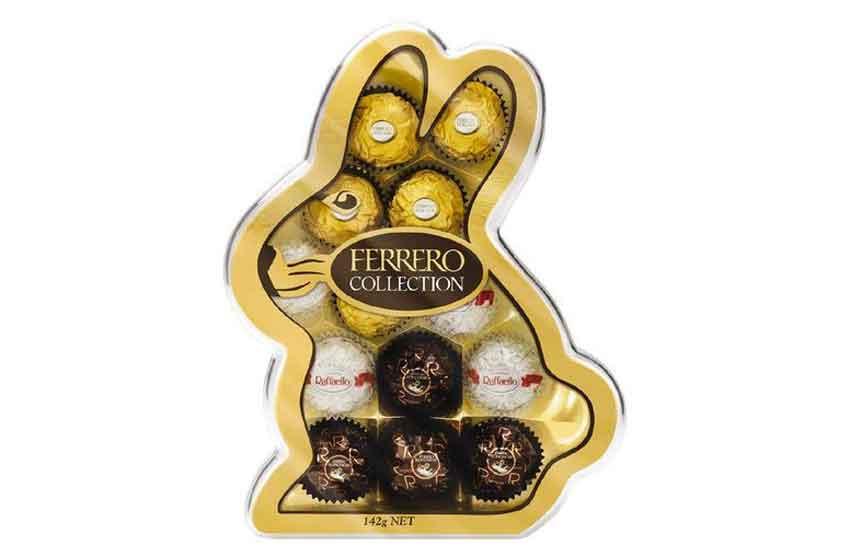مجموعه 13 تایی خرگوشی Ferrero Rocher